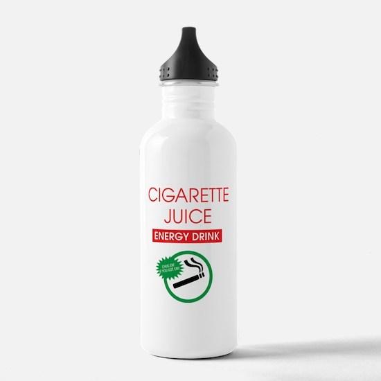 Cigarette Juice Water Bottle