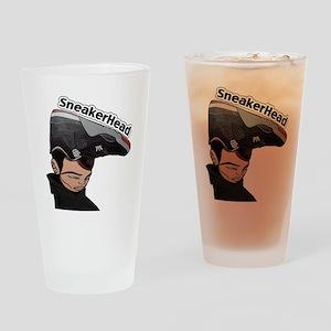 Jordan-Head- Drinking Glass