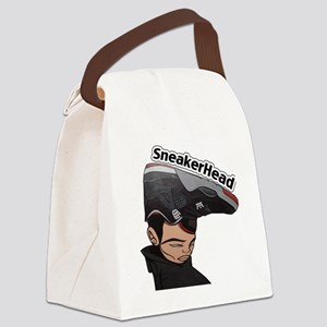 Jordan-Head- Canvas Lunch Bag