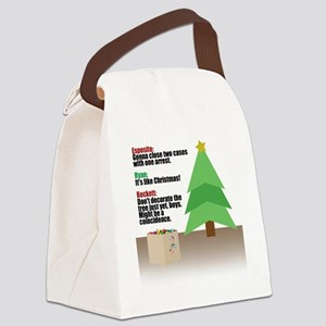 decorate Canvas Lunch Bag