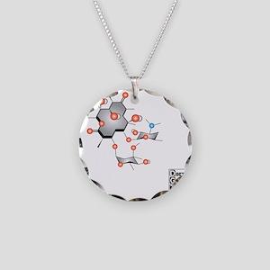 Erythromycin value Necklace Circle Charm