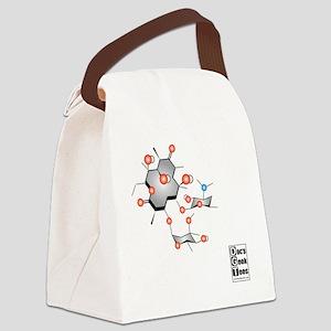 Erythromycin value Canvas Lunch Bag
