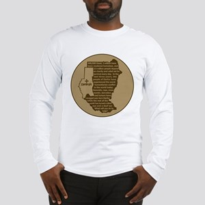 How will you help? Long Sleeve T-Shirt