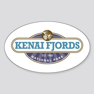 Kenai Fjords National Park Sticker