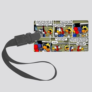 cw2L0028 (new) Large Luggage Tag