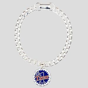 1tatay Charm Bracelet, One Charm