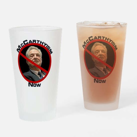 McCarthyism1 Drinking Glass