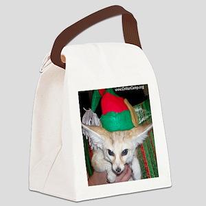 Fennec Elf Canvas Lunch Bag