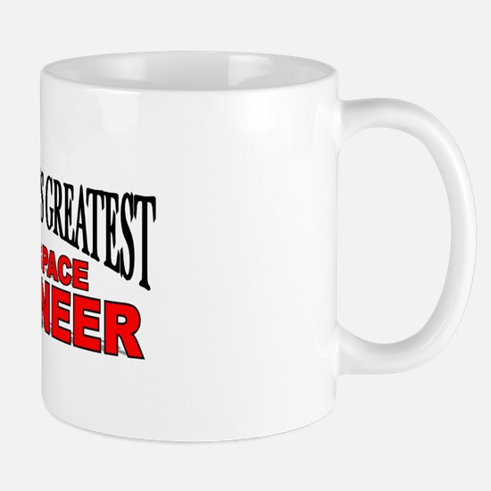 """The World's Greatest Aerospace Engineer"" Mug"