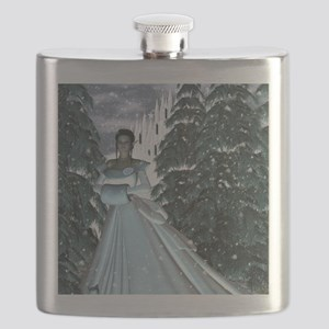 Circe Nymph Snow QueenRB Flask