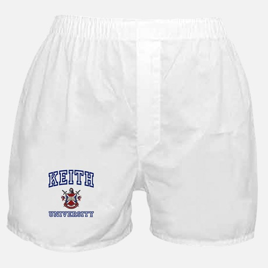 KEITH University Boxer Shorts
