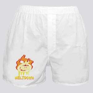 MeltdownT2010-dark Boxer Shorts