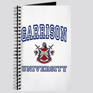 GARRISON University Journal