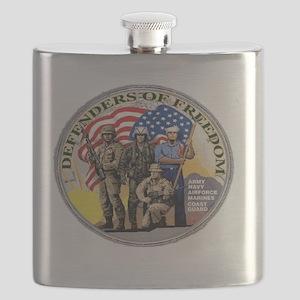 DEFENDERS Flask