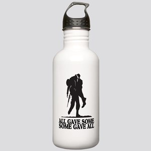 ALL GAVE SOME Stainless Water Bottle 1.0L