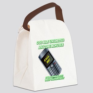 call_me_tee Canvas Lunch Bag