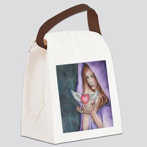 LoveMagic Canvas Lunch Bag