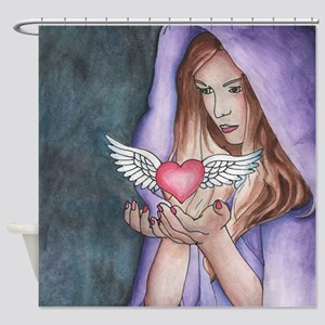 LoveMagic Shower Curtain