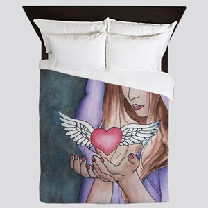 LoveMagic Queen Duvet