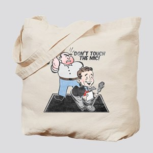 dont-touch-distressed Tote Bag
