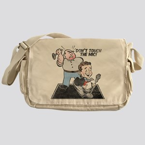 dont-touch-distressed Messenger Bag