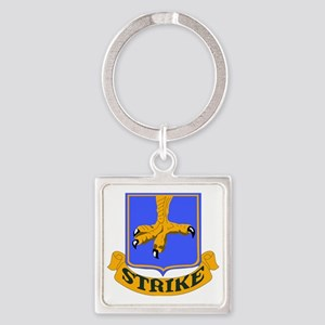 2ND BCT-101ST AB DIV Square Keychain