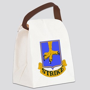 2ND BCT-101ST AB DIV Canvas Lunch Bag