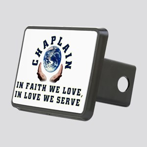 CHAPLAIN3 Rectangular Hitch Cover