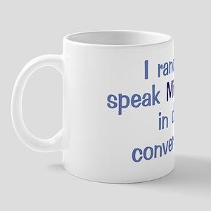 Minnesotan Clear Mug