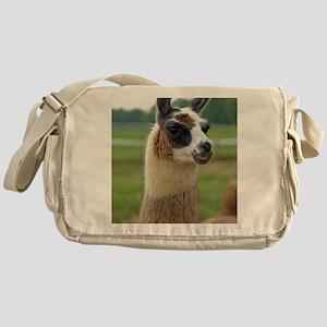 llama2_lp Messenger Bag