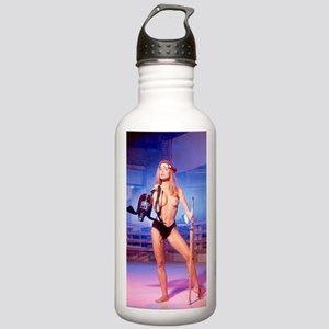 Scan2 a Stainless Water Bottle 1.0L