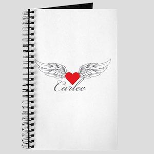 Angel Wings Carlee Journal