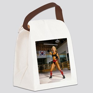 36689-0009 Canvas Lunch Bag
