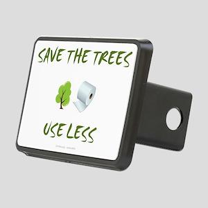 SaveTheTrees Rectangular Hitch Cover