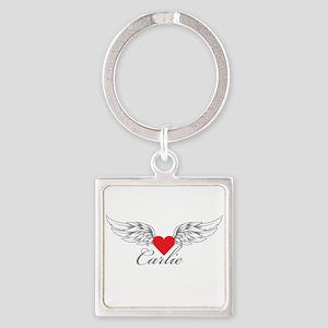 Angel Wings Carlie Keychains