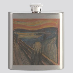 The_Scream_Poster Flask