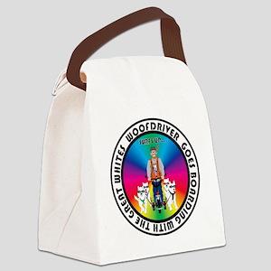 BOARDIG5 Canvas Lunch Bag
