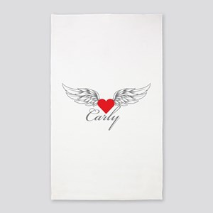 Angel Wings Carly 3'x5' Area Rug