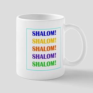 Mug Shalom!