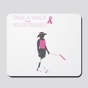 AwalkWithFriends Mousepad