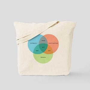 venn-diagram-alt Tote Bag