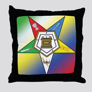OES 459_ipad_case copy Throw Pillow