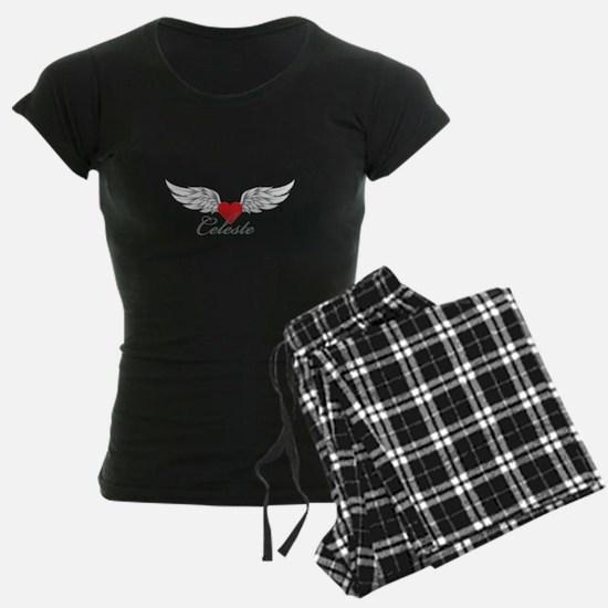 Angel Wings Celeste Pajamas