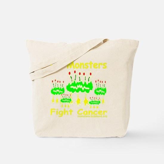 LiL_Monsters_transparent Tote Bag