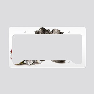 gi bride License Plate Holder