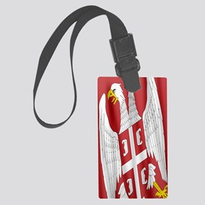 Iphone3G_Eagle Large Luggage Tag