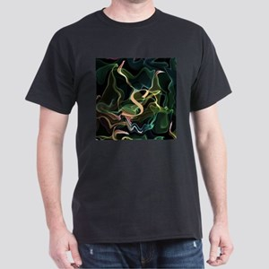 monogram freely selectable, flameart T-Shirt