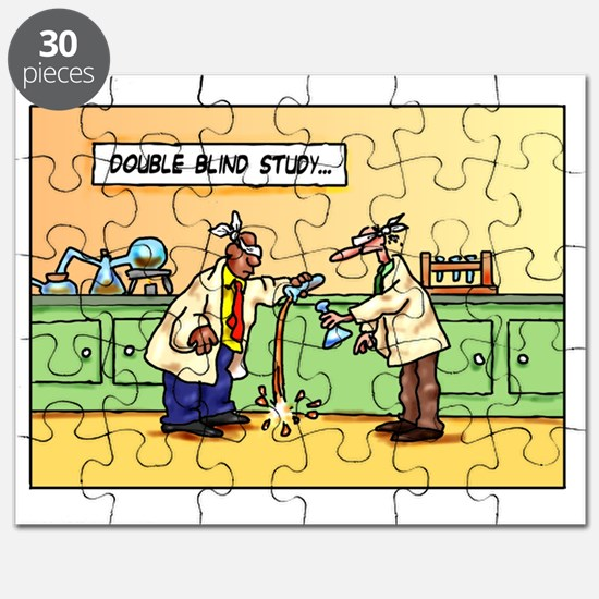 dbleblind Puzzle