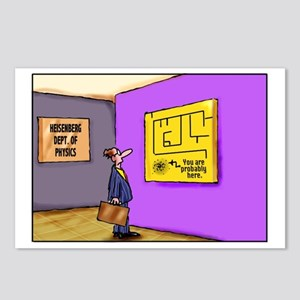 heisenberg Postcards (Package of 8)