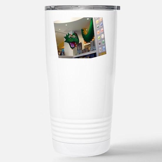 Lego-Dragon01_DSC05145 Stainless Steel Travel Mug
